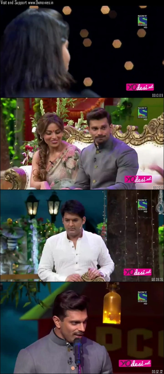 The Kapil Sharma Show 04 June 2016 HDTV 480p