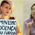 """Sara Winter diz que vai """"arregaçar Maria do Rosário e Erika Kokay"""" se for eleita no Rio de Janeiro"""