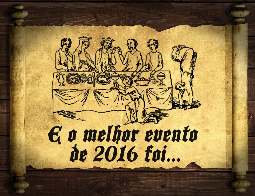 Cena Medieval - Brasil  Os melhores eventos do meio medieval ... ac837a3bca040