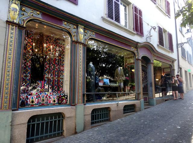 Spiegelgasse Niederdorf Zurich