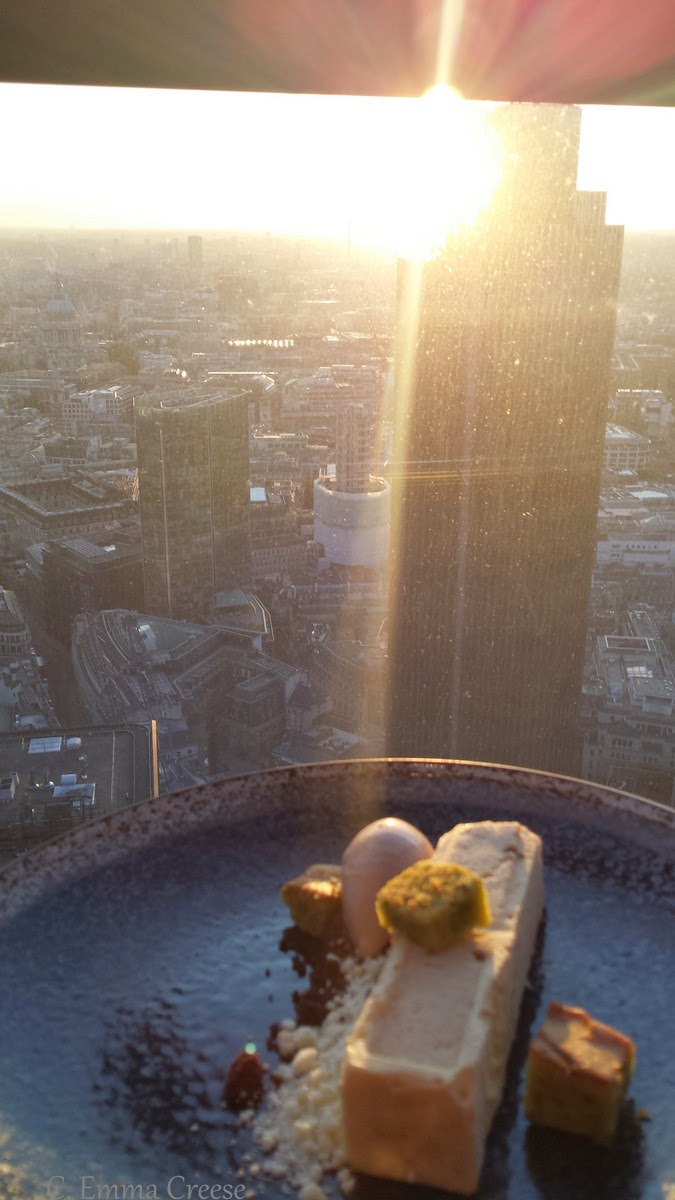 Searcys At The Gherkin St Marys Axe Adventures Of A
