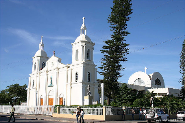 Catedral de Esteli en Nicaragua