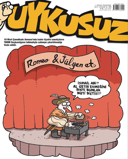 uykusuz 5 april 2018 cover
