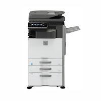Sharp MX-M365N Scanner Driver Downloads