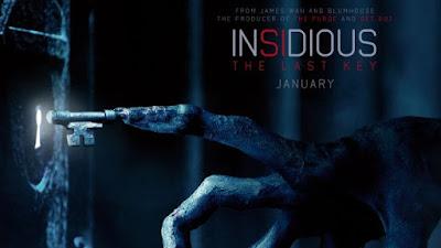 Insidious The Last Key, Hollywood Buzz