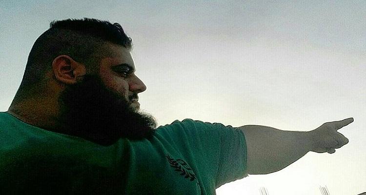 """شاهد من يكون """"هالك"""" إيران الجاهز للذهاب إلى سوريا"""