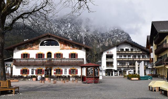 Garmisch-Partenkirchen, Bavaria