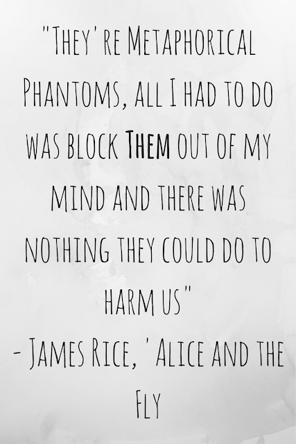 Review of 'Alice and the Fly' by James Rice