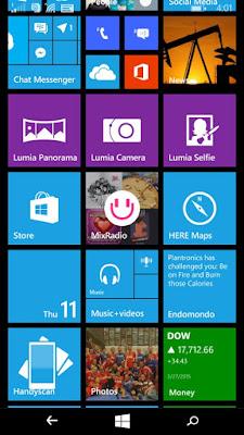 aplikasi lumia 535