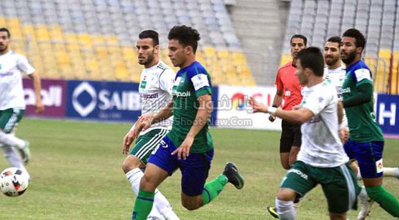 بهدف وحيد مصر المقاصة يتغلب علي النادي المصري في الجولة الرابعه من الدوري المصري