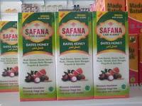 Sari Kurma Safana Dates Honey Original 350 Gram