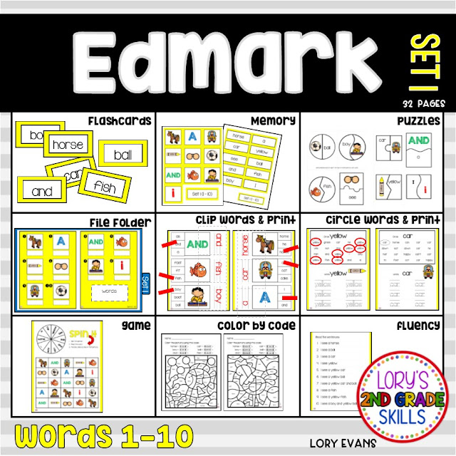 Edmark Activities Set 1