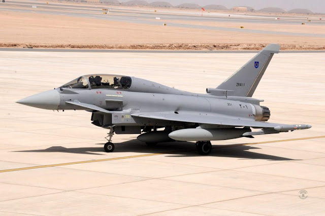 Eurofighter Typhoon delivery Oman