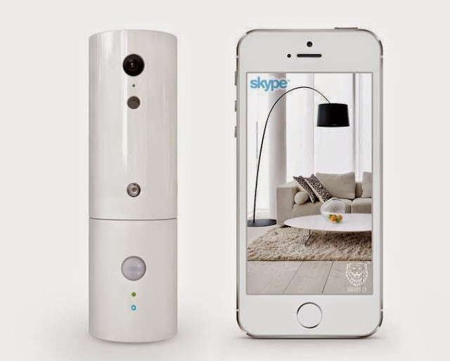 isensor HD Smart Home Security Camera