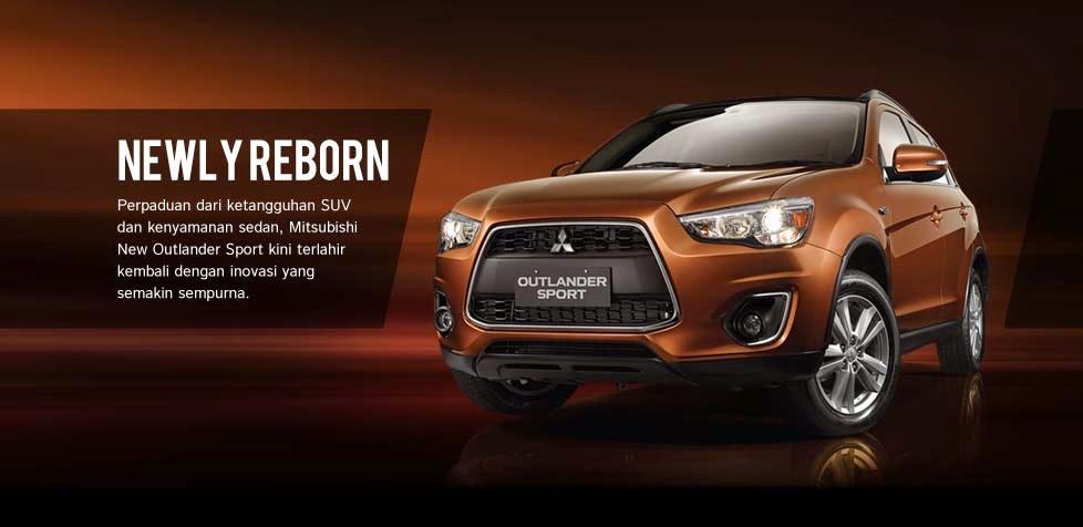 Harga Mitsubishi Outlander Sport Pekanbaru Riau