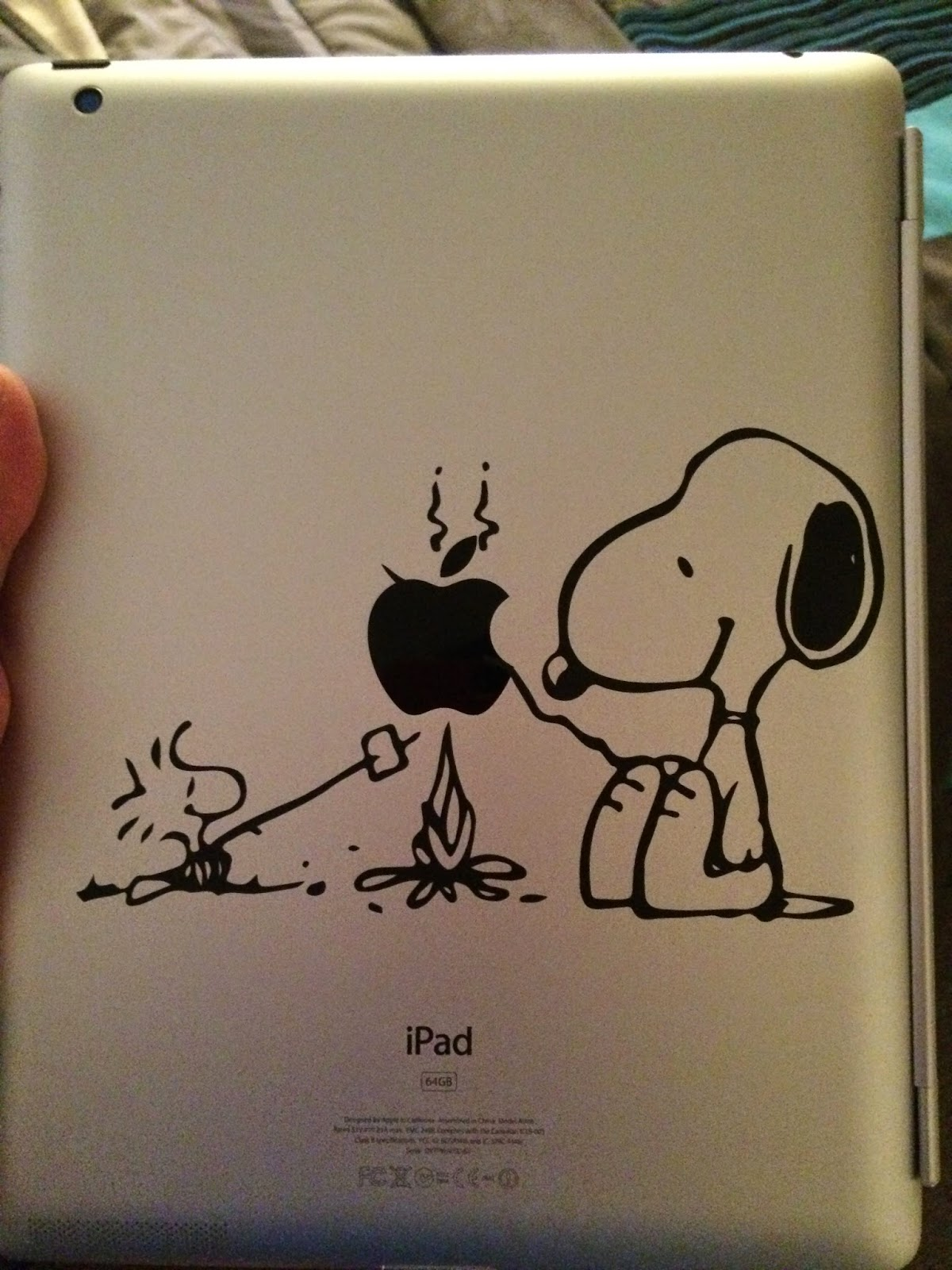 Download Awesome SVGs: iPad Decal