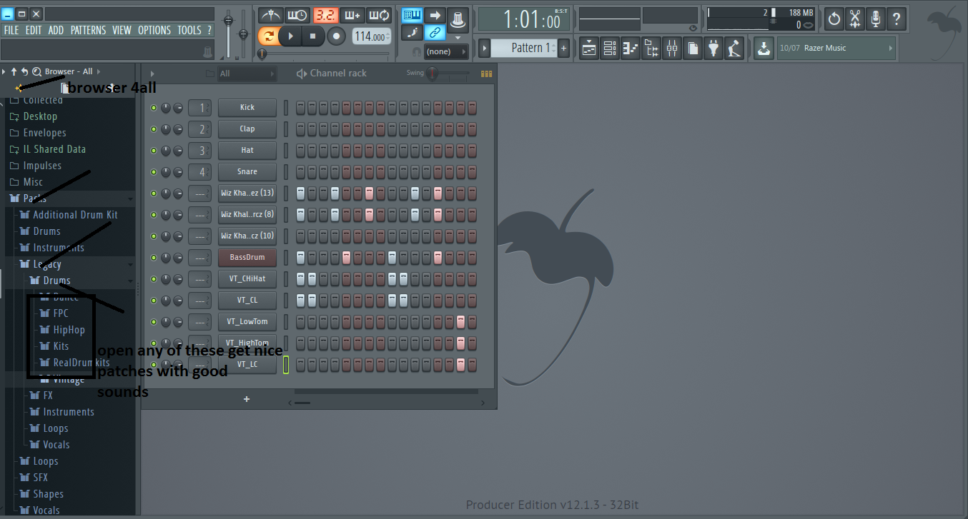 welcome to suprise's blog: Fl studio tutorial :Afro/dancehall