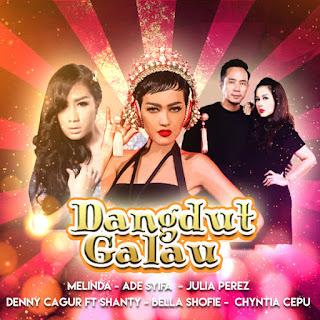 Various Artists Dangdut Galau 2016