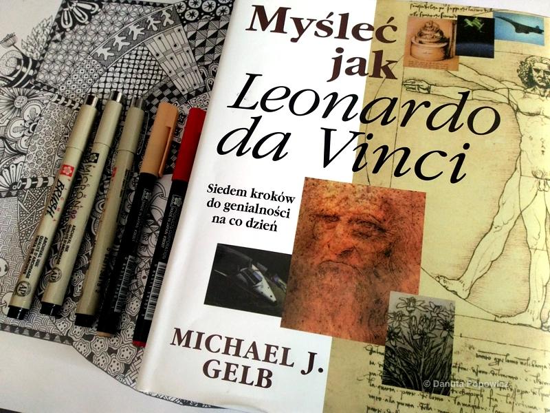 """""""Myśleć jak Leonardo da Vinci. Siedem kroków do genialności"""""""