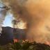 Kebakaran Hutan Di Dekat Los Angeles, Evakuasi Cepat Di Lakukan