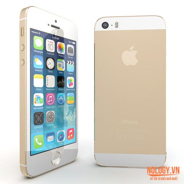 Iphone 5s cũ màu vàng sang chảnh