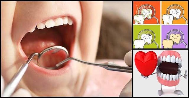 Studies: Poor Oral Hygiene Can Lead To Heart Disease