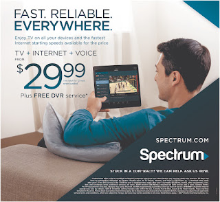 Spectrum TV, Spectrum Cable, Spectrum Internet, Order Spectrum