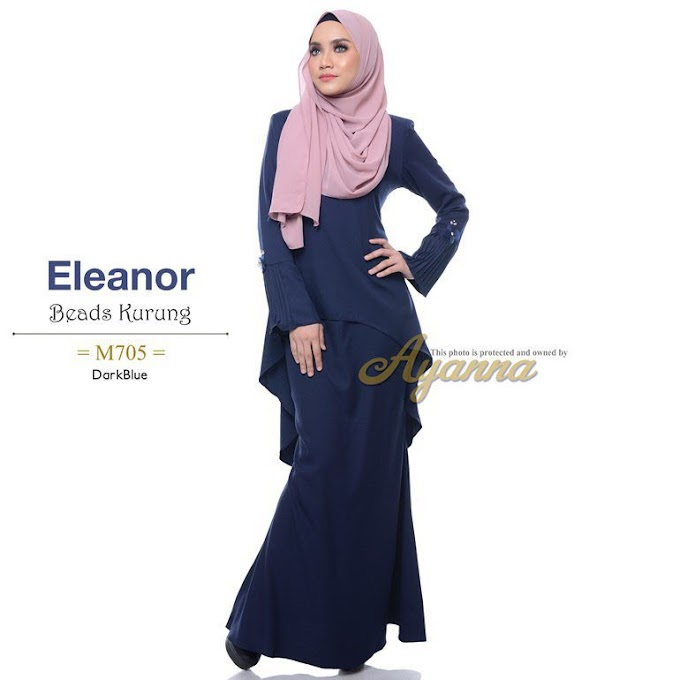 ELEANOR BEADS KURUNG