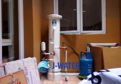 Pemasangan Filter Air Di Tulungagung