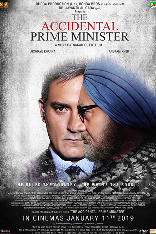 Download Film The Accidental Prime Minister (2019) Bluray ...
