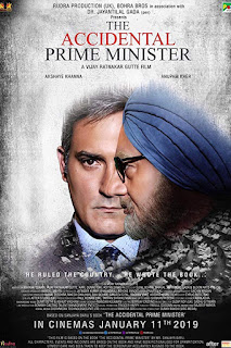 Download Film The Accidental Prime Minister (2019) Bluray Subtitle Indonesia