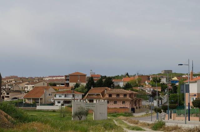 Campo Real y su entorno