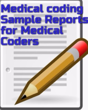 examples of medical coding