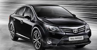 Toyota Avensis 2018 Revue, prix, date de sortie et spécifications Rumeur