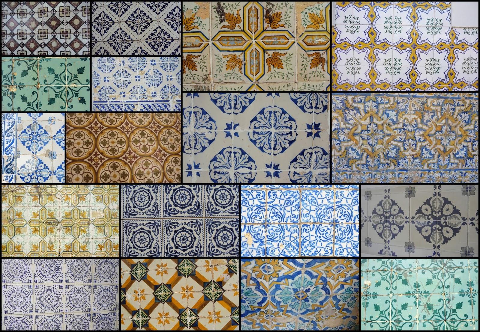 Brasil em Azulejos