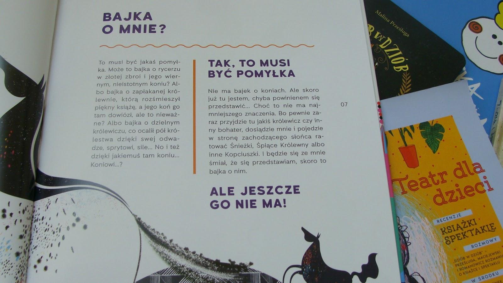 Wydawnictwo Tashka, Bajka o rozczarowanym rumaku Romualdzie