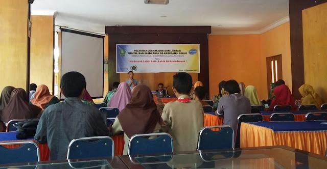 Pelatihan bagi guru dan siswa se-Kabupaten Sinjai 1