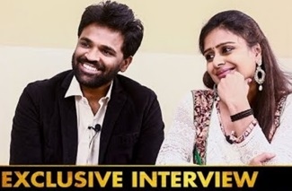 Actor Raj Kamal & Actress Latha Rao Interview