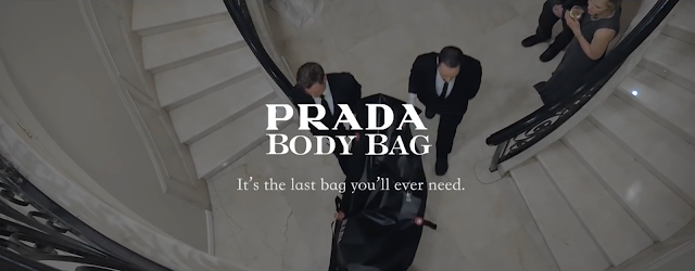 The Prada Body Bag ...