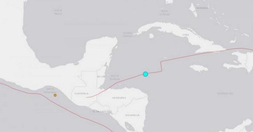 TERREMOTO EN HONDURAS de magnitud 7,6 - Alerta de Tsunami (Hoy Martes 9 Enero 2018) Sismo Temblor EPICENTRO - México, Cuba, Honduras, Belice, Jamaica, Puerto Rico, Islas Vírgenes - En Vivo Twitter - Facebook - USGS