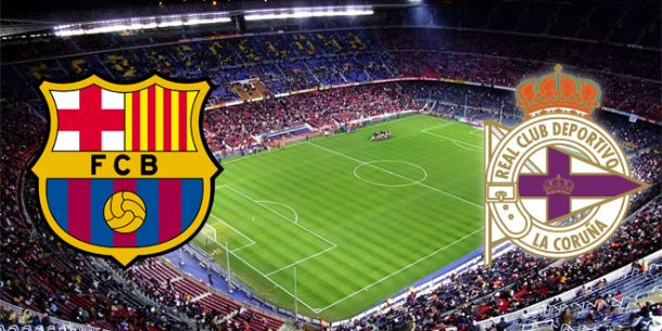 نتيجة مباراه برشلونة والديبور 4-2