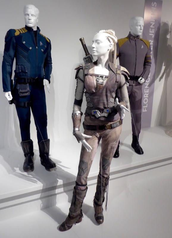 Star Trek Beyond movie costumes