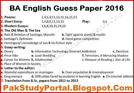 English Essays For Ba Students Rising