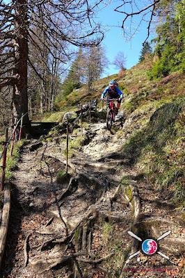 Trail Karte Kirchberg