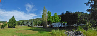 On the River Golf-RV Resort - Panoramic Shot
