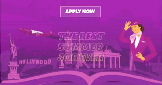 WOW air Travel Guide Summer Job 2018 fully funded trips to Iceland and around the world)