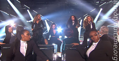 Little Mix bring the Power