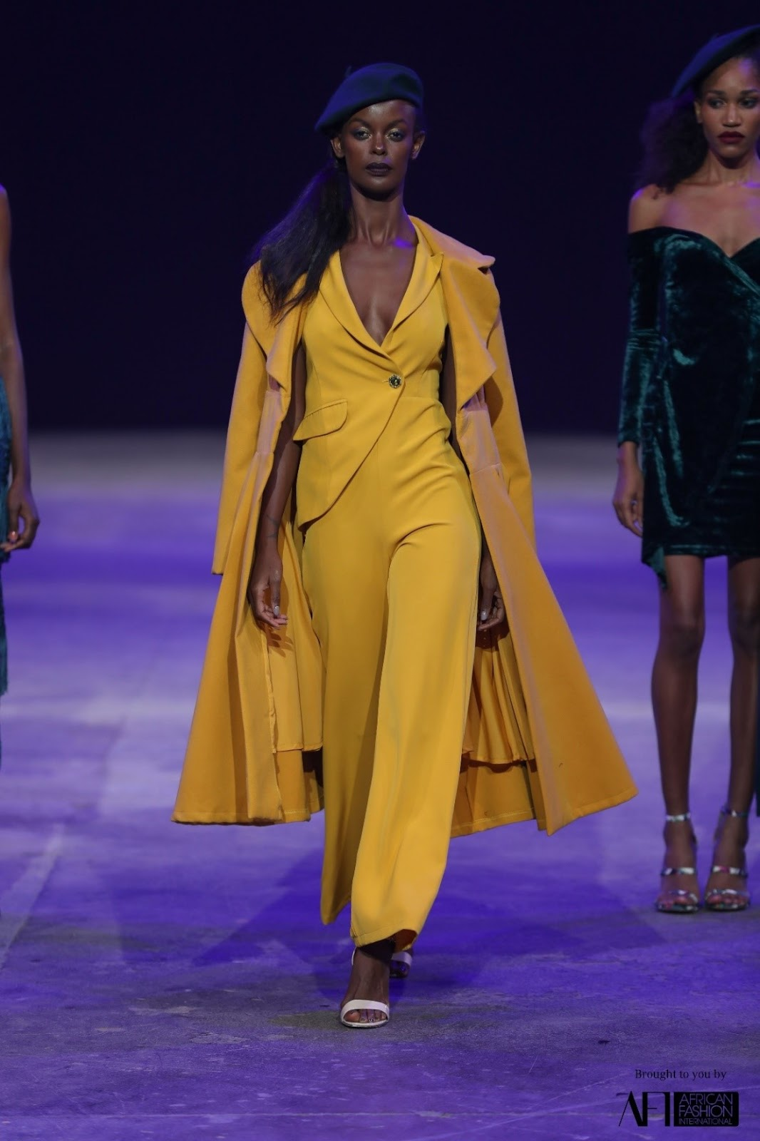 Best Looks For Working Women From AFI Cape Town Fashion Week