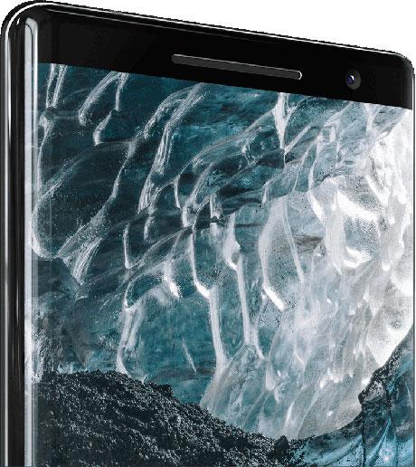 نغمات هاتف نوكياسوريكو الاصلية للتحميل Nokia 8 Sirocco Stock Ringtones