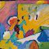 """Doğaçlama III """"Improvisation III"""" - Kandinsky"""